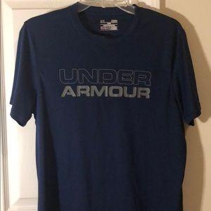 Under Armour Loose Heat gear shirt.
